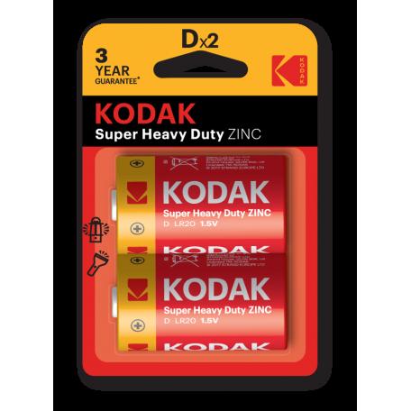 KODAK R20 EXTRA HEAVY DUTY