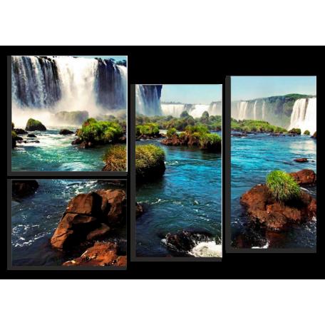 Водопад Игуасу (Бразилия-Аргентина)