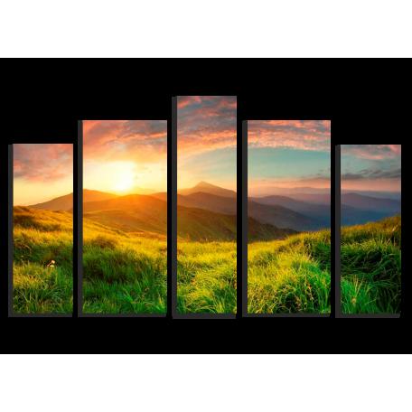 Восход над долиной