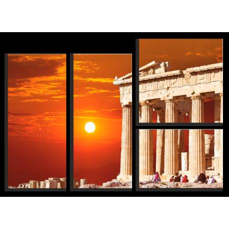 Парфенон, Афины (Греция)