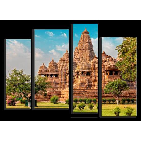 Индийский Храм Кандария Махадева