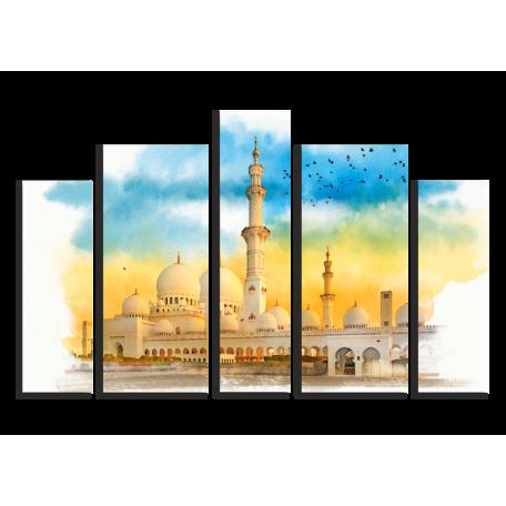 Мечеть Картина