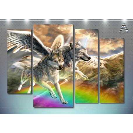 Волки ангелы
